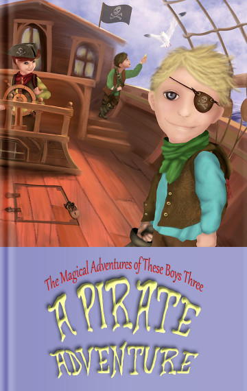 Sharon Gibbs' a Pirate Adventure