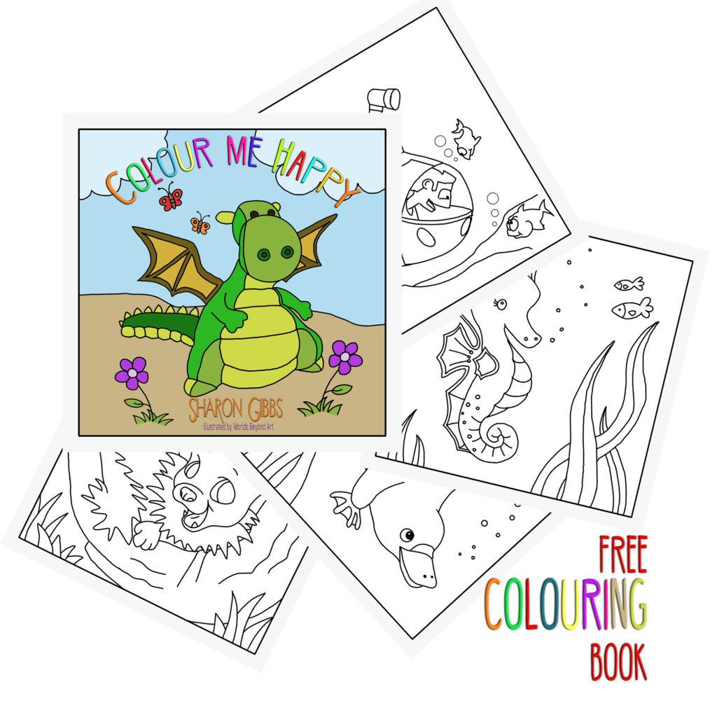 Colour Me Happy Promo