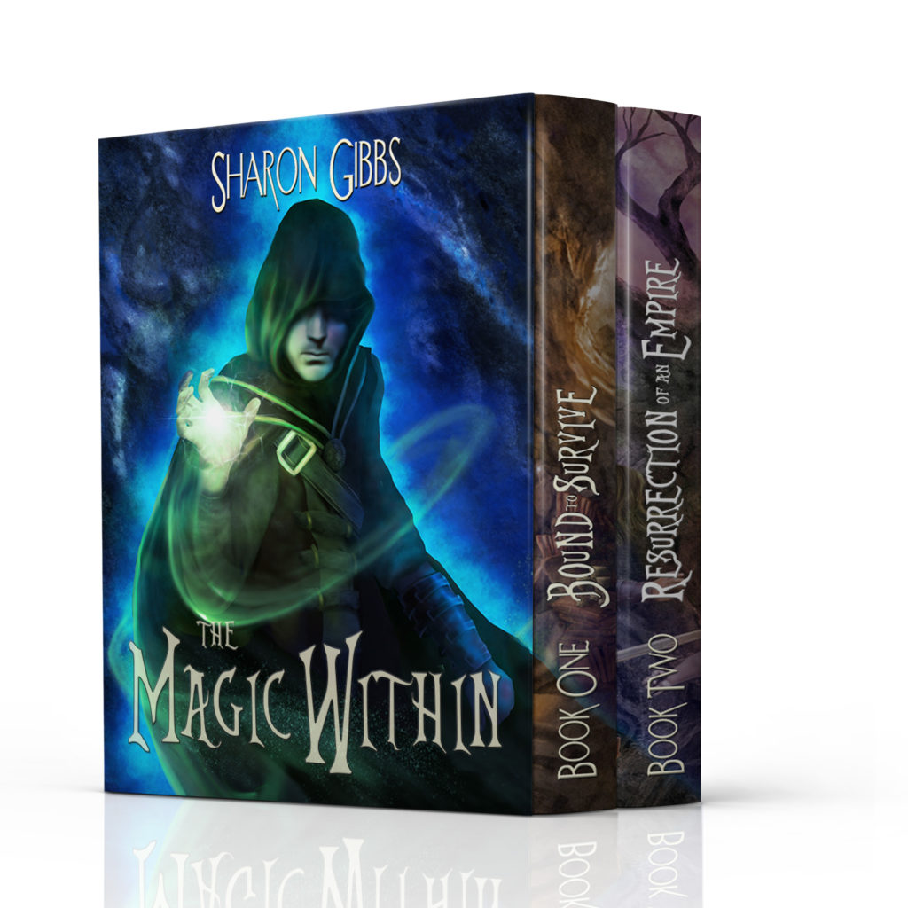 Boxset 1 The Magic Within Series | Sharon Gibbs