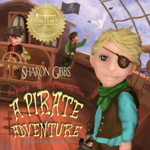 a-pirate-adventure-cover-sharon-gibbs