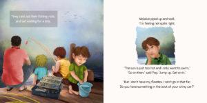 a Fishy Tale - Sharon Gibbs